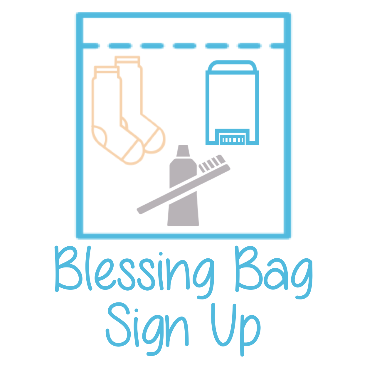 Blessing Bag Sign-Up