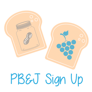 PB&J Sign Up Button